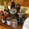 ステーキハウス根岸 - 料理写真:卓上調味料一式