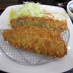 みなと亭 - 料理写真:あじフライ定食