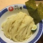 銀座 いし井 - つけ麺・2017/4