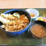 網納屋 - 穴子天丼