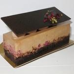 ドルチェ フェリーチェ - ・「木苺のキャラメルショコラ(\421)」