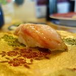 ことぶき寿司 - のどぐろ