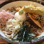 そば庄 - 料理写真:おろしそば 980円。