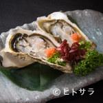 居酒屋和助 - 生牡蠣(レモン.ポン酢)焼き牡蠣.酒蒸し