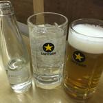 酒・立ち飲み 喜多屋 - ハイボール・生ビール