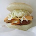 玄海バーガー 鮮 - 海バーガー 550円