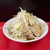 Bimbimbuta - 料理写真:ラーメン並(麺量200g)野菜ちょい増し