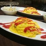 カフェ グラート - 料理写真:オムライス