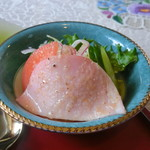 シャンテ・ルヴォン - サラダ