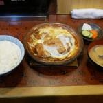 一平 - カツ丼