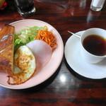 レインボー - 料理写真:モーニング 500円