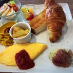 カフェレストラン ソレイユ - ソレイユ洋風セット
