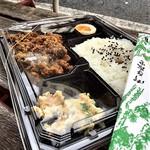 杉山牛肉店 - 煮玉子&鶏玉子