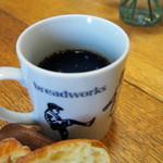 breadworks - コーヒー