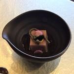 66716593 - 桜豆腐