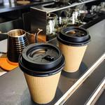 ラ コリーナ近江八幡 - テイクアウトのコーヒー