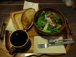 喫茶さえき - サラダセット