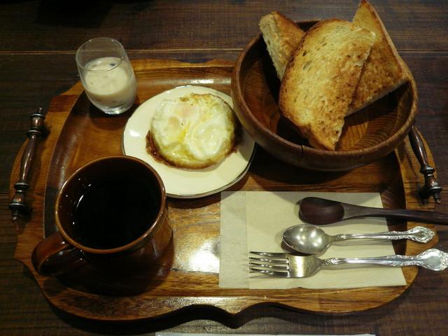 喫茶さえき - モーニングセット