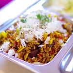 カフェと印度家庭料理 レカ - ビリャニ