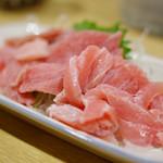 大林 - 料理写真:まぐろはらみ