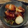 ちょいのみてい - 料理写真:「鶏のチンジャオ炒め」