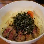 MoMo - 【ランチ】ステーキ丼