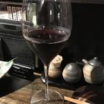 仲家 - グラス赤ワイン