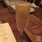 トラットリアチッチョ - スパークリングワイン