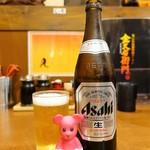 金久右衛門 - ビール中瓶 510円