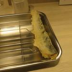 博多天ぷら たかお - 料理写真:トロ鰯