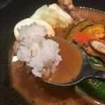 スープカレーlavi - スープin!!!