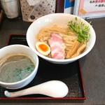 66724774 - 煮干しつけ麺:塩