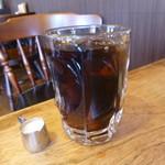 喫茶チロル - アイスコーヒー