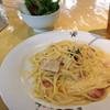 マカロニ市場 - 料理写真:カルボナーラ