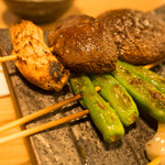串焼き 村山 - 野菜串