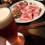 陽月 - 琥珀ヱビス生ビール