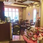 相模原菓子工房 ら・ふらんす - 喫茶コーナーが有りますよ