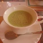カフェそれいゆ - 抹茶オレ