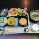 やさしさの宿 竹亭 - 料理写真: