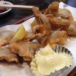 丸久 - 揚げ餃子