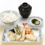 天ぷら新宿つな八 粹 - 昼膳