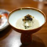 虎峰 - ピータン豆腐
