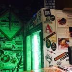 デビルクラフト - 緑の怪しげなネオンもいい!