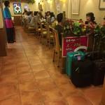 キタカレー - 店内は、ほぼ満席ではありました。