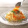 トゥ・ザ・ハーブズ - 料理写真:自家製生うにソース使用 生うにといくらの冷製パスタ