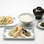 天ぷら新宿つな八 - 菜彩膳