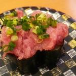回転寿司 やまと - 上中落ち軍艦 340円税別 2017.5