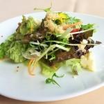 ル・ポタジェ - 料理写真:キヌアのサラダ