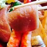あそこ寿司 - 食べごたえ十分!