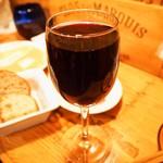 ハモンベイベー - 赤ワイン(杯中至楽)